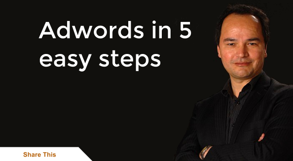 How to create an Adwords campaign