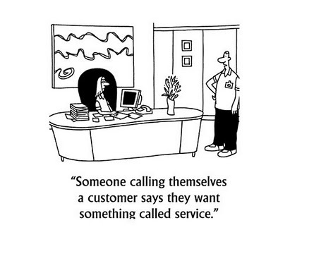 Bad Customer Service