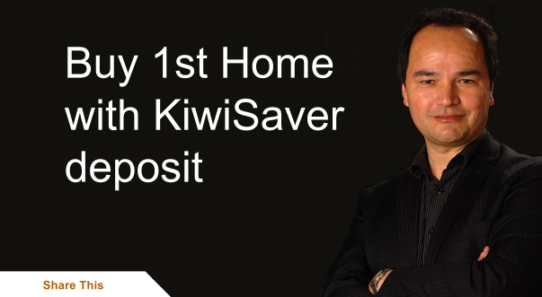 Buy 1st Home with KiwiSaver deposit