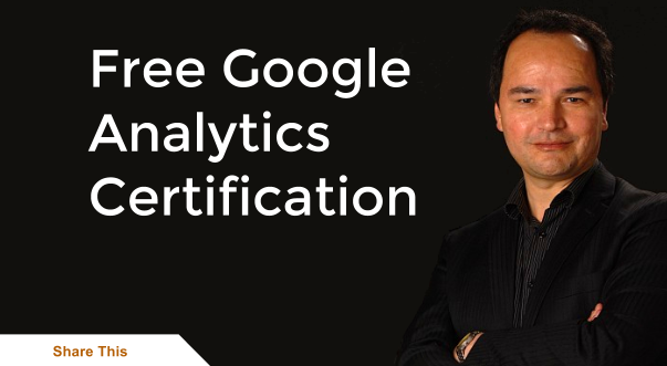 Free Google Analytics Certification